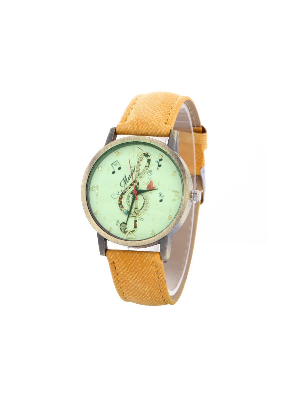 Reloj Nota Musical Dayoshop 31,900.00