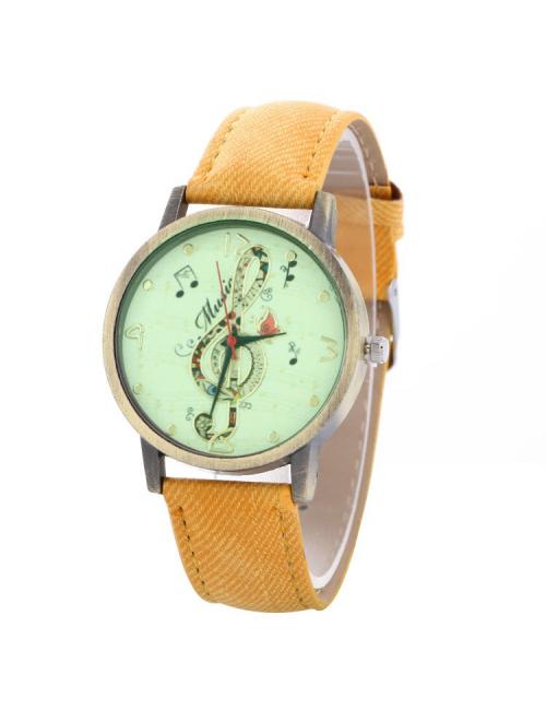 Reloj Nota Musical Dayoshop $31.900