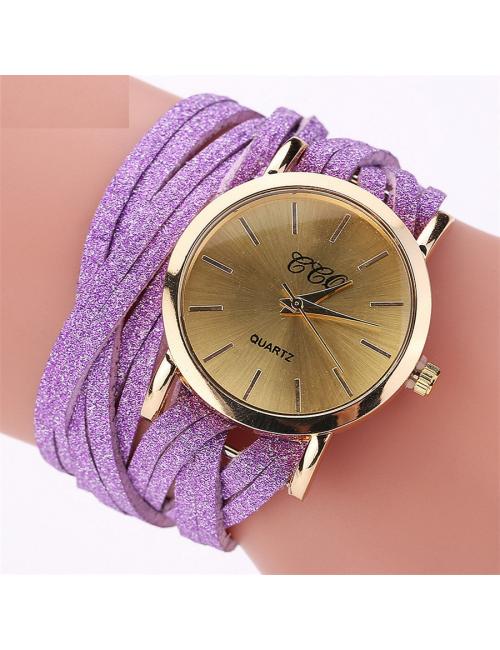 Reloj Trenza Dorado Dayoshop $33.900