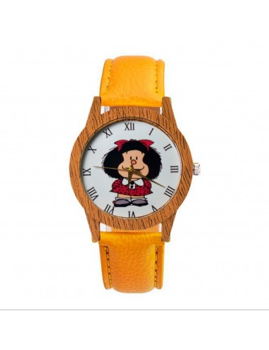 Reloj Mafalda