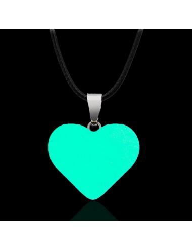 Collar Corazón Nocturno Dayoshop 14,900.00