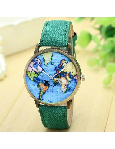 Reloj Continentes Dayoshop 31,900.00