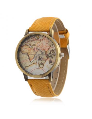 Reloj Mapa Vintage Dayoshop 31,900.00