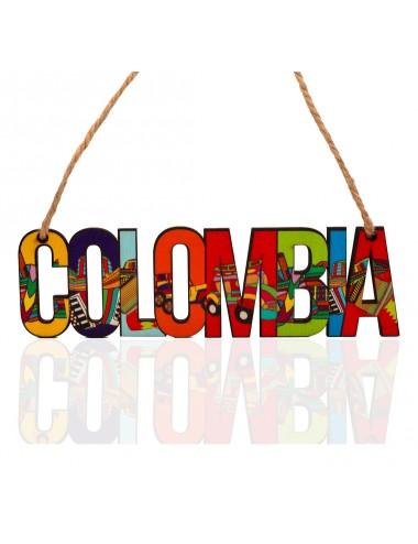 Colgante Colombia Dayoshop 13,900.00