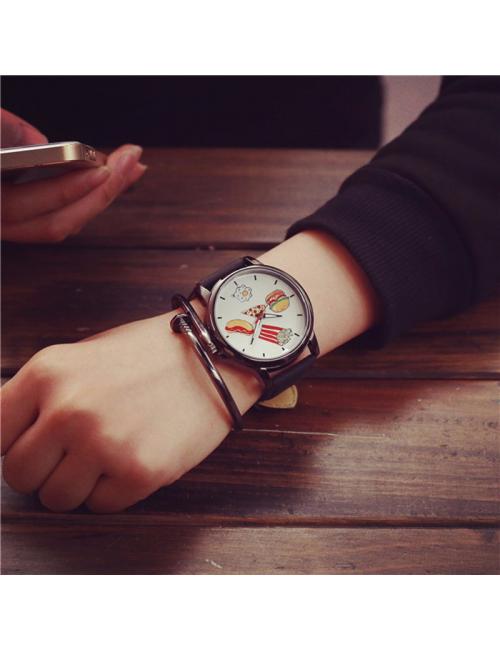Reloj Fast Food