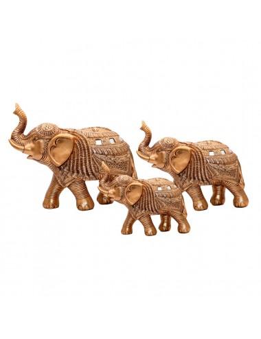 Set Elefantes Dorados Dayoshop 139,900.00
