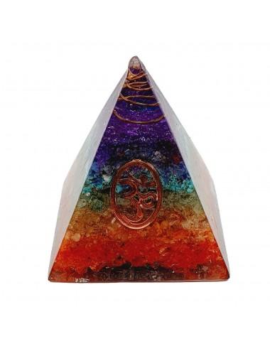 Pirámide 7 Chakras Dayoshop 49,900.00